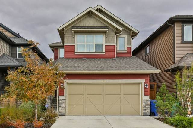 338 Kings Heights Drive SE, Airdrie, AB T4A 0S6 (#C4271993) :: Redline Real Estate Group Inc