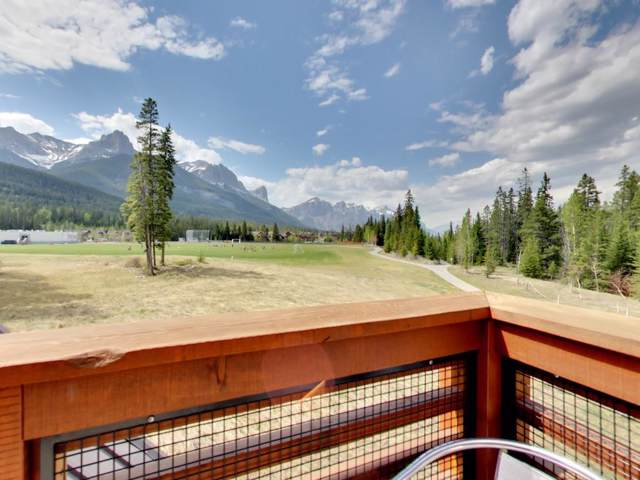 2100C Stewart Creek Drive #303, Canmore, AB T1W 0G3 (#C4271995) :: Canmore & Banff