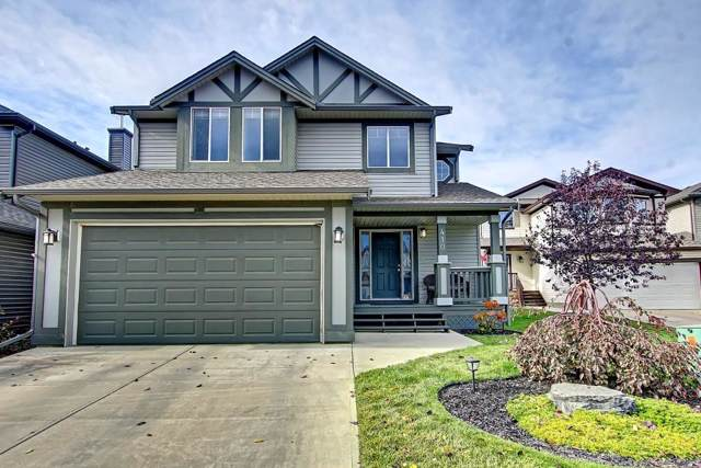 410 Luxstone Green SW, Airdrie, AB T4B 0A5 (#C4272018) :: Redline Real Estate Group Inc