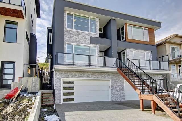 701 13A Street NE, Calgary, AB  (#C4272036) :: Redline Real Estate Group Inc