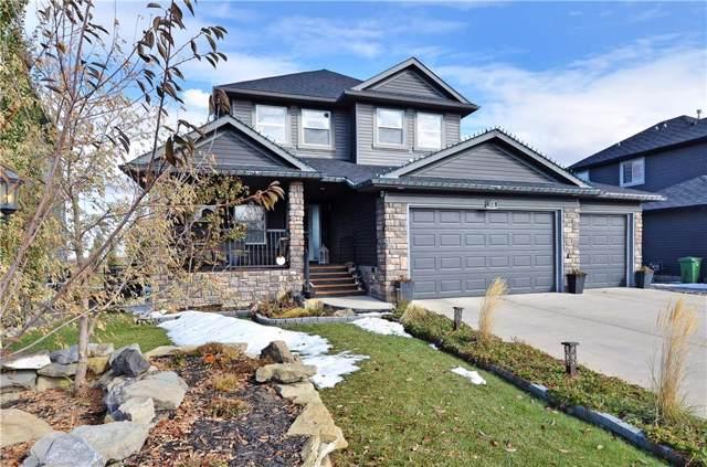 105 Boulder Creek Manor S, Langdon, AB T0J 1X3 (#C4272038) :: Redline Real Estate Group Inc