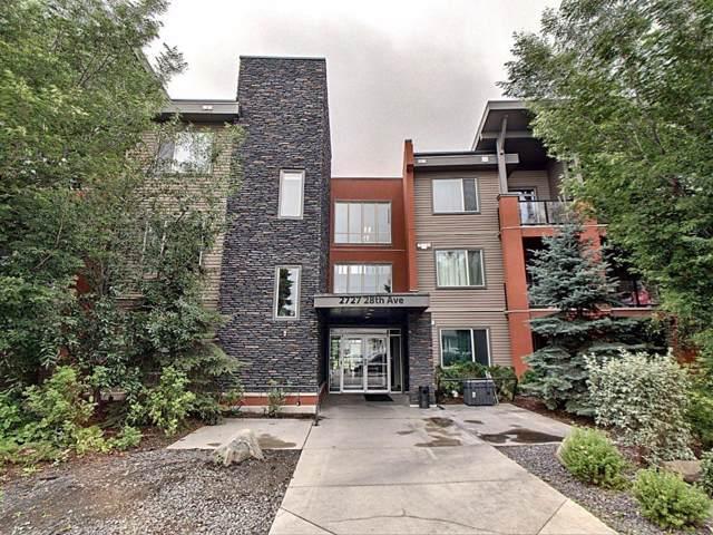 2727 28 Avenue SE #234, Calgary, AB T2B 0L4 (#C4272042) :: Redline Real Estate Group Inc