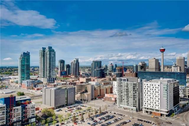 615 6 Avenue SE #2302, Calgary, AB T2G 1S2 (#C4272048) :: Redline Real Estate Group Inc