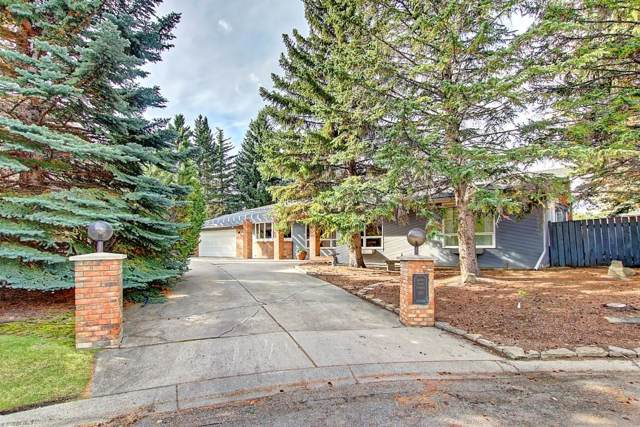 327 Canter Place SW, Calgary, AB T2W 2C4 (#C4272057) :: Calgary Homefinders