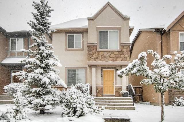 8932 Wentworth Avenue SW, Calgary, AB T3H 5N9 (#C4272060) :: Calgary Homefinders