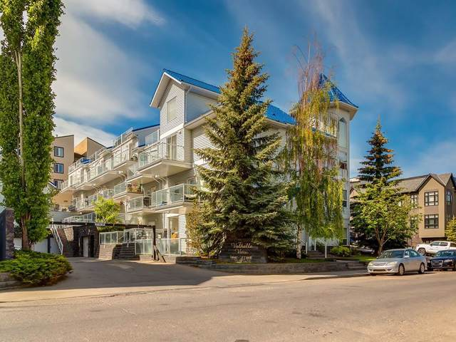 1441 23 Avenue SW #405, Calgary, AB T2T 0T6 (#C4272062) :: Virtu Real Estate