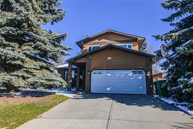 5912 Dalcastle Crescent NW, Calgary, AB T3A 1S4 (#C4272068) :: Redline Real Estate Group Inc