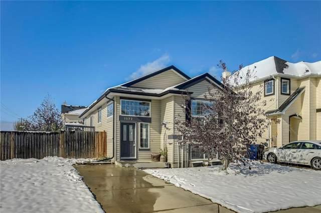 1072 Bridlemeadows Manor SW, Calgary, AB T2Y 4L1 (#C4272071) :: The Cliff Stevenson Group