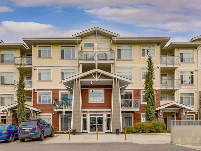 22 Auburn Bay Link SE #307, Calgary, AB T3M 0E9 (#C4272077) :: Calgary Homefinders