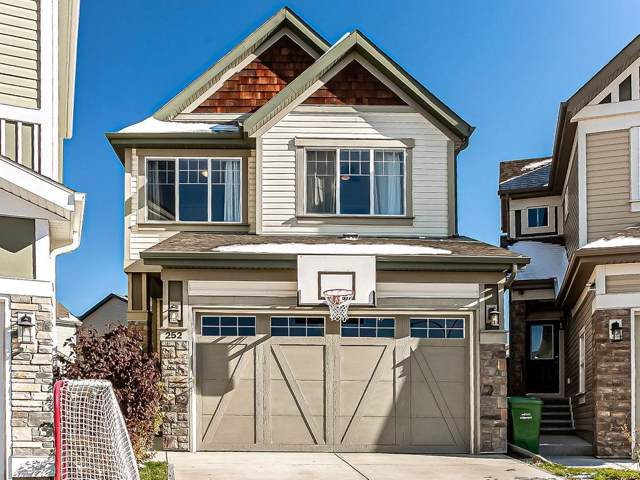 252 Chaparral Valley Mews SE, Calgary, AB T2X 0V9 (#C4272083) :: Redline Real Estate Group Inc