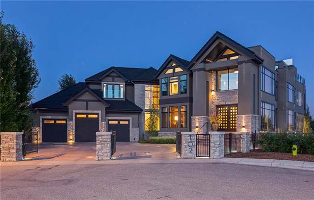 102 Crescent Road NW, Calgary, AB T2M 3Z9 (#C4272090) :: Redline Real Estate Group Inc