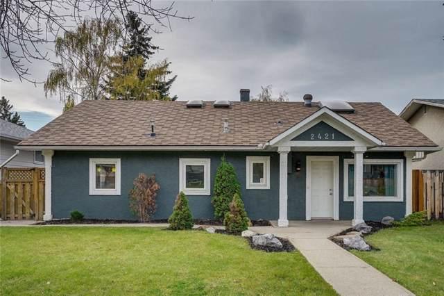 2421 36 Street SE, Calgary, AB T2B 0Y2 (#C4272103) :: Redline Real Estate Group Inc