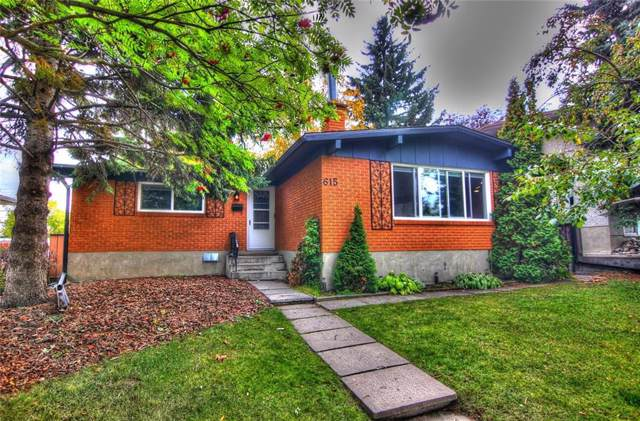 615 Sherman Avenue SW, Calgary, AB T2W 0N3 (#C4272104) :: Redline Real Estate Group Inc