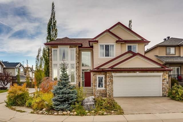 725 Wentworth Place SW, Calgary, AB T3H 4N9 (#C4272109) :: Virtu Real Estate
