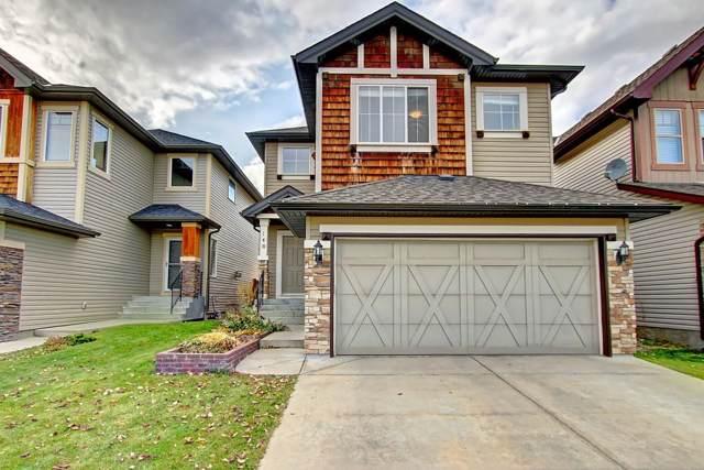 146 St Moritz Terrace SW, Calgary, AB T3H 5X9 (#C4272110) :: Calgary Homefinders