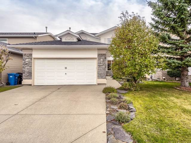 18 Arbour Crest Close NW, Calgary, AB T3G 4A3 (#C4272112) :: Redline Real Estate Group Inc