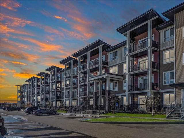 20 Walgrove Walk/Walkway SE #412, Calgary, AB T2X 4L2 (#C4272121) :: Redline Real Estate Group Inc