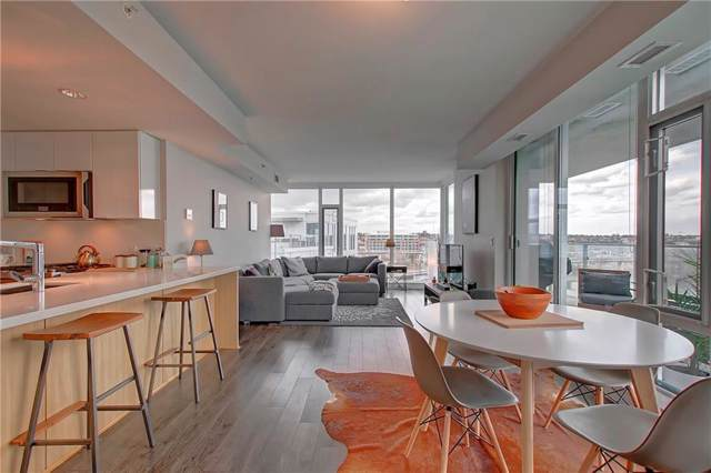 510 6 Avenue SE #803, Calgary, AB T2G 0H1 (#C4272128) :: Redline Real Estate Group Inc