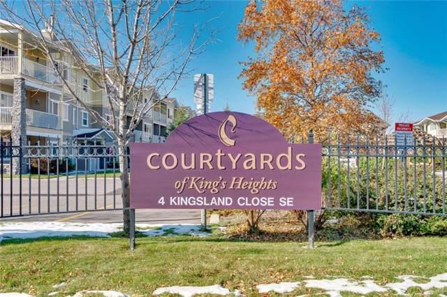 4 Kingsland Close SE #1211, Airdrie, AB T4A 0J3 (#C4272131) :: Redline Real Estate Group Inc