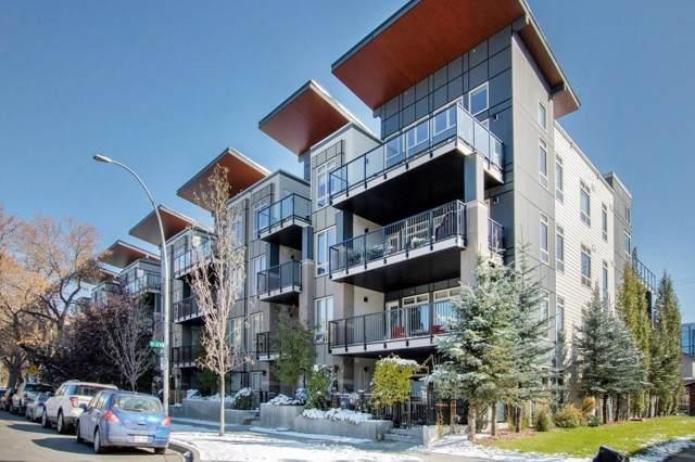 823 5 Avenue NW #113, Calgary, AB T2N 0R5 (#C4272137) :: The Cliff Stevenson Group