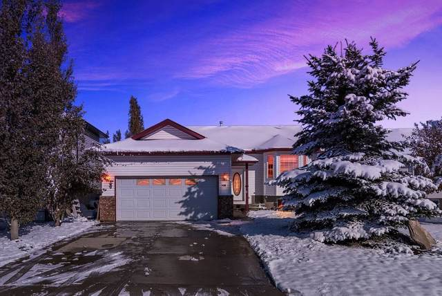 108 High Ridge Place NW, High River, AB T1V 1X8 (#C4272144) :: Calgary Homefinders