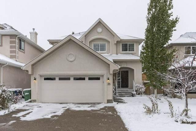 35 Cranleigh Green SE, Calgary, AB T3M 1H3 (#C4272146) :: Calgary Homefinders