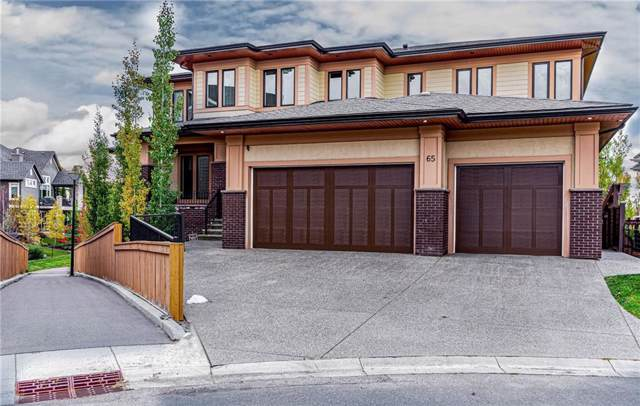 65 Rockcliff Heights NW, Calgary, AB T3G 0C8 (#C4272147) :: Redline Real Estate Group Inc