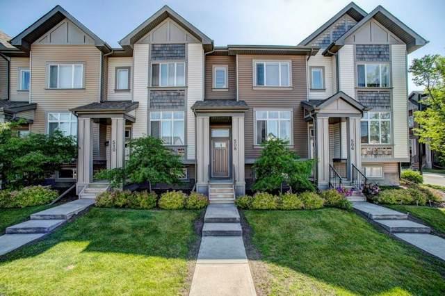 508 Copperpond Boulevard SE, Calgary, AB T2Z 1H3 (#C4272156) :: Redline Real Estate Group Inc