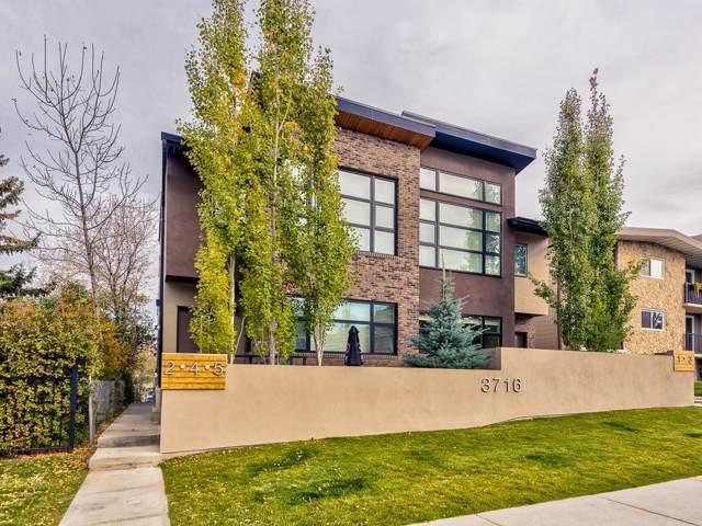 3716 15A Street SW #5, Calgary, AB T2T 4C3 (#C4272165) :: Redline Real Estate Group Inc