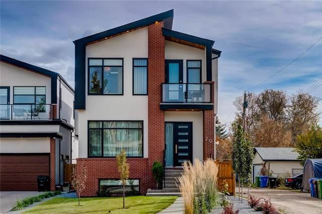 29 St Monica Avenue SE, Calgary, AB T2G 3Y4 (#C4272169) :: The Cliff Stevenson Group