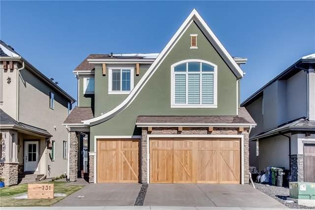 731 Cranston Avenue SE, Calgary, AB T3M 2L9 (#C4272170) :: Redline Real Estate Group Inc