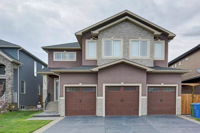 120 Kinniburgh Circle, Chestermere, AB T1X 0P8 (#C4272187) :: Redline Real Estate Group Inc