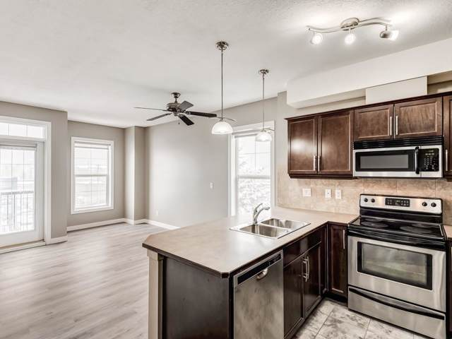 15304 Bannister Road SE #304, Calgary, AB T2X 1Z6 (#C4272189) :: Calgary Homefinders