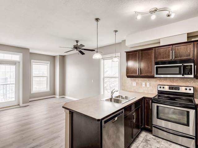 15304 Bannister Road SE #304, Calgary, AB T2X 1Z6 (#C4272189) :: Redline Real Estate Group Inc