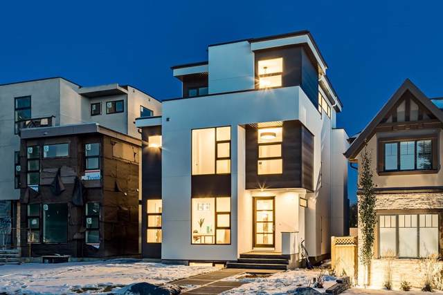 2 Rosetree Crescent NW, Calgary, AB T2K 1M9 (#C4272194) :: Virtu Real Estate