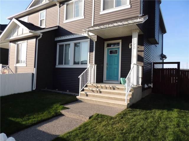 128 Redstone Avenue NE, Calgary, AB T3N 0J6 (#C4272204) :: Redline Real Estate Group Inc
