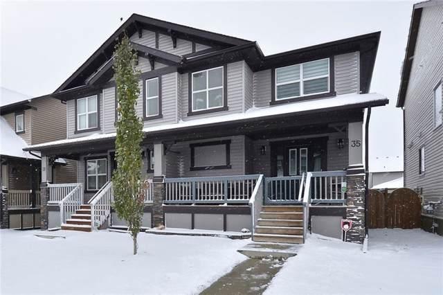 35 Skyview Ranch Lane NE, Calgary, AB T3N 0L9 (#C4272205) :: Redline Real Estate Group Inc