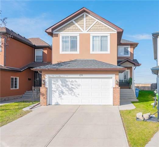 129 Saddlecrest Place NE, Calgary, AB T3J 5G2 (#C4272207) :: Calgary Homefinders