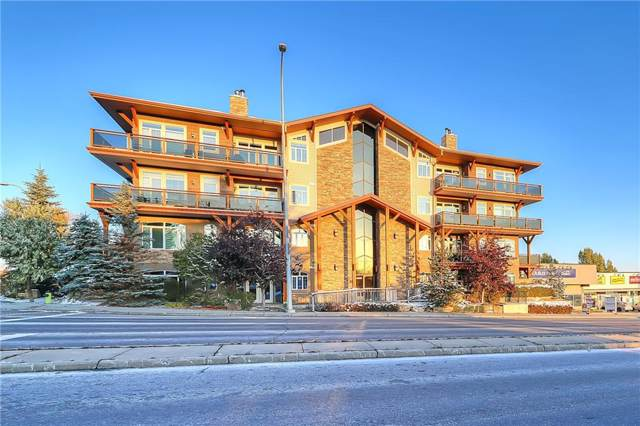 4440 14 Street NW #302, Calgary, AB T2K 1J5 (#C4272217) :: Redline Real Estate Group Inc