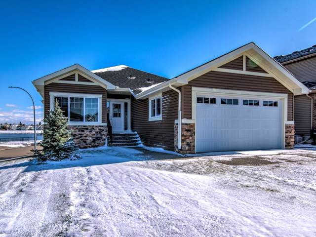 70 Lakes Estates Circle, Strathmore, AB T1P 0B6 (#C4272219) :: Calgary Homefinders