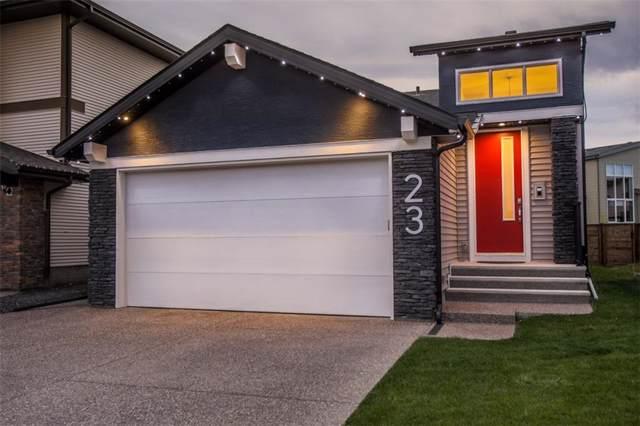23 Walden Place SE, Calgary, AB T2X 1Y5 (#C4272222) :: Redline Real Estate Group Inc