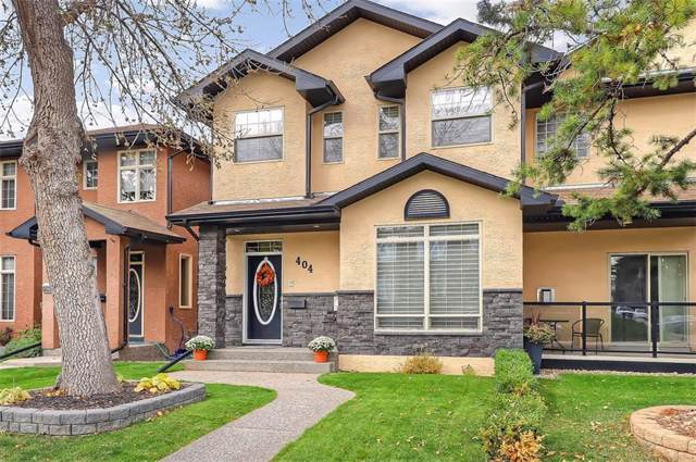 404 34 Avenue NW, Calgary, AB T2K 0B8 (#C4272226) :: Redline Real Estate Group Inc