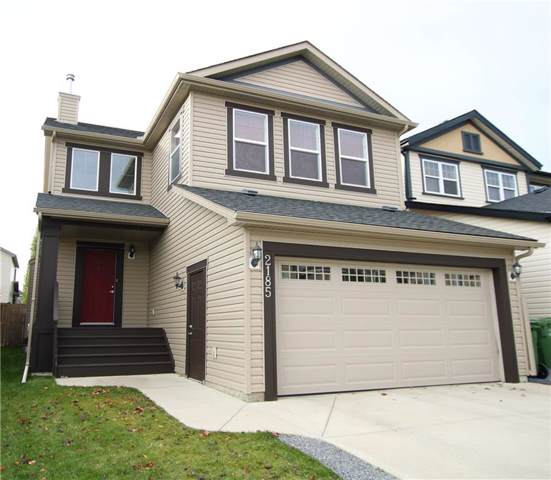 2185 Sagewood Heights SW, Airdrie, AB T4B 3N9 (#C4272229) :: Redline Real Estate Group Inc