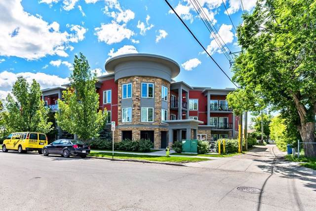 117 19 Avenue NE #105, Calgary, AB T2E 1N9 (#C4272242) :: Redline Real Estate Group Inc