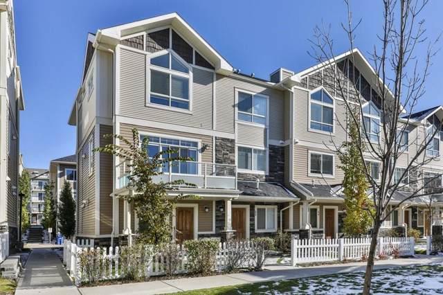 54 Skyview Ranch Garden(S) NE, Calgary, AB T3N 0G2 (#C4272249) :: Redline Real Estate Group Inc