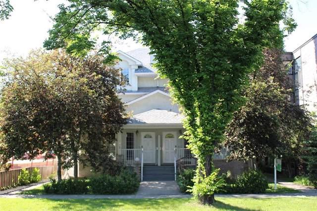 1020 Memorial Drive NW #1, Calgary, AB T2N 3E1 (#C4272267) :: The Cliff Stevenson Group
