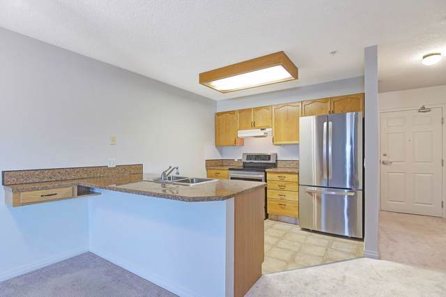 3 Parklane Way #206, Strathmore, AB T1P 1N6 (#C4272281) :: Redline Real Estate Group Inc