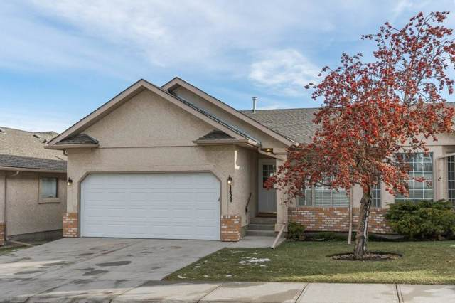 1428 Costello Boulevard SW, Calgary, AB T3H 3G9 (#C4272283) :: Redline Real Estate Group Inc