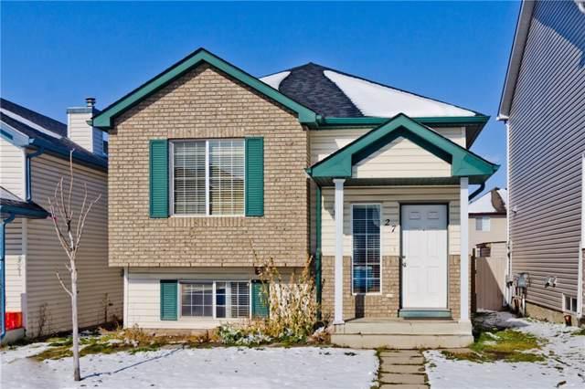 27 Saddlefield Road NE, Calgary, AB T3J 5E5 (#C4272284) :: Redline Real Estate Group Inc