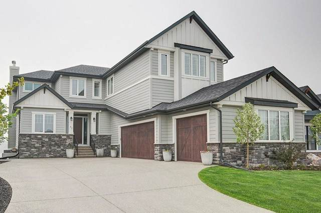 62 Auburn Shores Cape SE, Calgary, AB T3M 2J4 (#C4272291) :: Redline Real Estate Group Inc